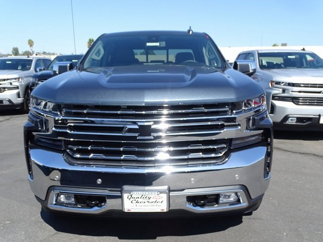 2019 Silverado 1500 Crew Cab 4x2,  Pickup #190243 - photo 3