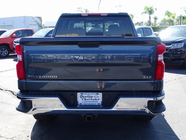2019 Silverado 1500 Crew Cab 4x2,  Pickup #190243 - photo 5