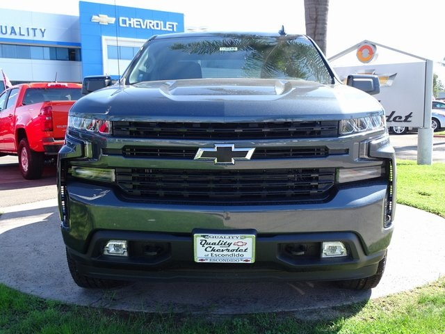2019 Silverado 1500 Crew Cab 4x4,  Pickup #190248 - photo 3