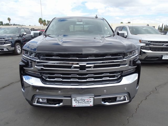 2019 Silverado 1500 Crew Cab 4x4,  Pickup #190267 - photo 3
