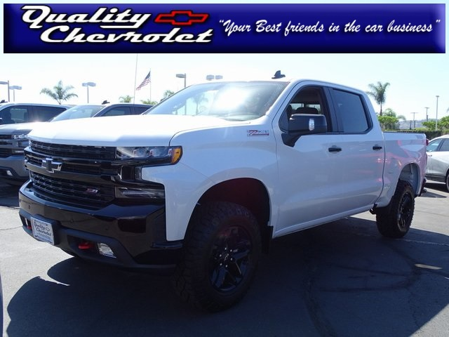 2019 Silverado 1500 Crew Cab 4x4,  Pickup #190276 - photo 1