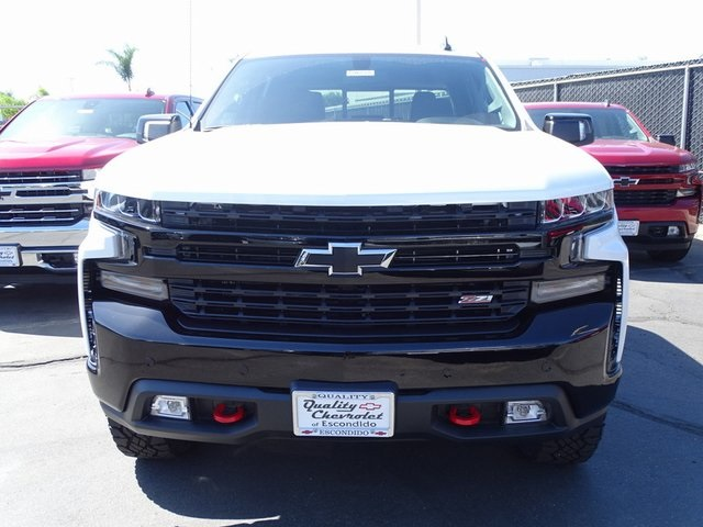 2019 Silverado 1500 Crew Cab 4x4,  Pickup #190276 - photo 3