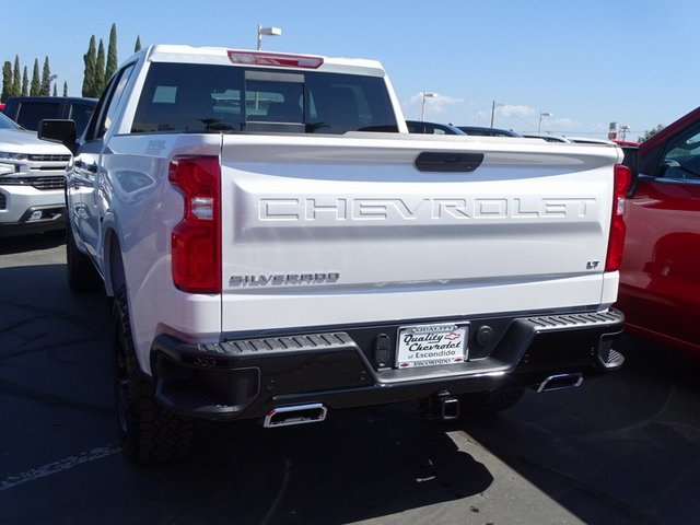 2019 Silverado 1500 Crew Cab 4x4,  Pickup #190276 - photo 2