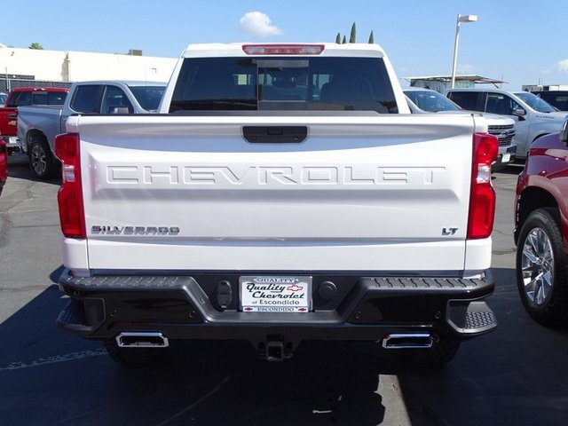 2019 Silverado 1500 Crew Cab 4x4,  Pickup #190276 - photo 6