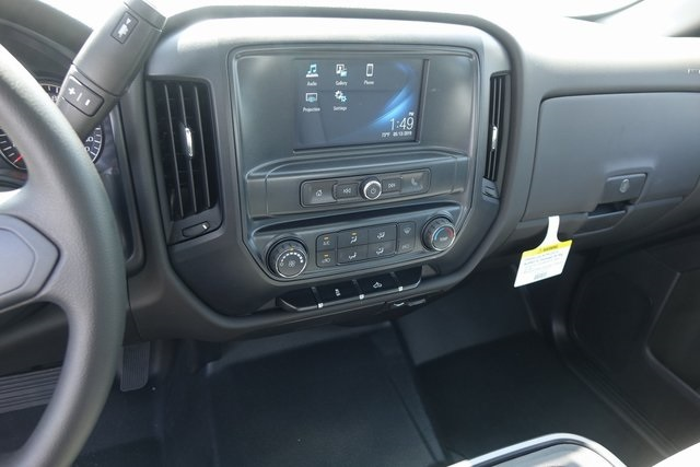 2019 Silverado 2500 Double Cab 4x2,  Cab Chassis #190465 - photo 19