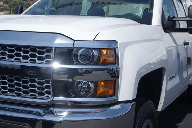 2019 Silverado 2500 Double Cab 4x2,  Cab Chassis #190465 - photo 4