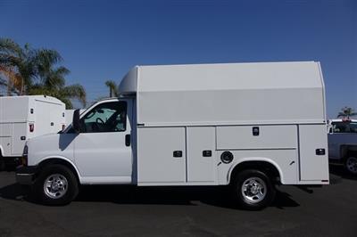 2019 Chevrolet Express 3500 4x2, Knapheide KUV Service Utility Van #191938 - photo 4