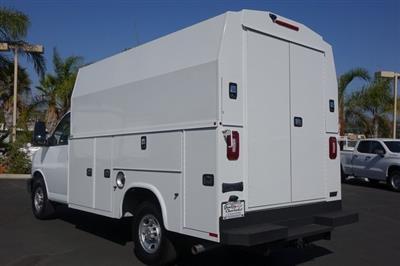 2019 Chevrolet Express 3500 4x2, Knapheide KUV Service Utility Van #191938 - photo 2