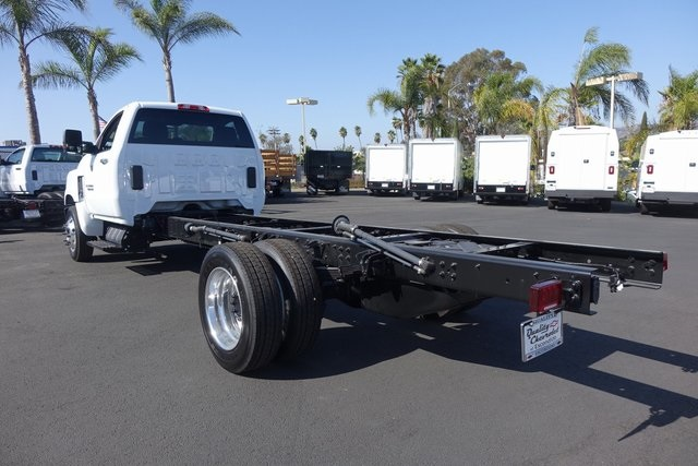 2019 Chevrolet Silverado 5500 Regular Cab DRW 4x2, Cab Chassis #191948 - photo 1