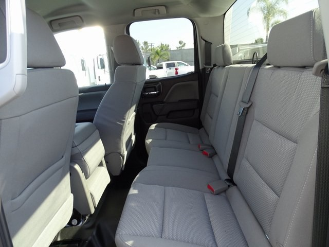 2019 Silverado 2500 Double Cab 4x2, Harbor TradeMaster Service Body #192020 - photo 11