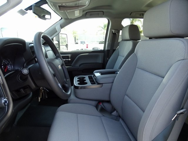 2019 Silverado 2500 Double Cab 4x2, Harbor TradeMaster Service Body #192020 - photo 12