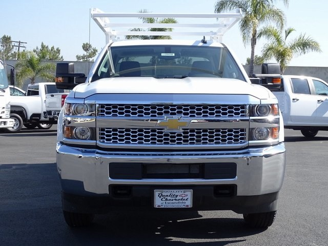 2019 Silverado 2500 Double Cab 4x2, Harbor TradeMaster Service Body #192020 - photo 7