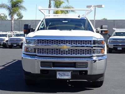 2019 Silverado 2500 Double Cab 4x2, Knapheide Steel Service Body #192024 - photo 7