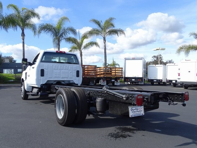 2020 Chevrolet Silverado 5500 Regular Cab DRW 4x2, Cab Chassis #200607 - photo 1