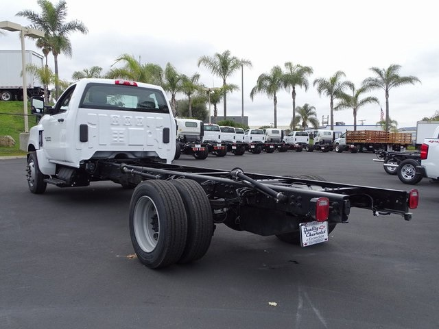 2020 Chevrolet Silverado 5500 Regular Cab DRW 4x2, Cab Chassis #200711 - photo 1