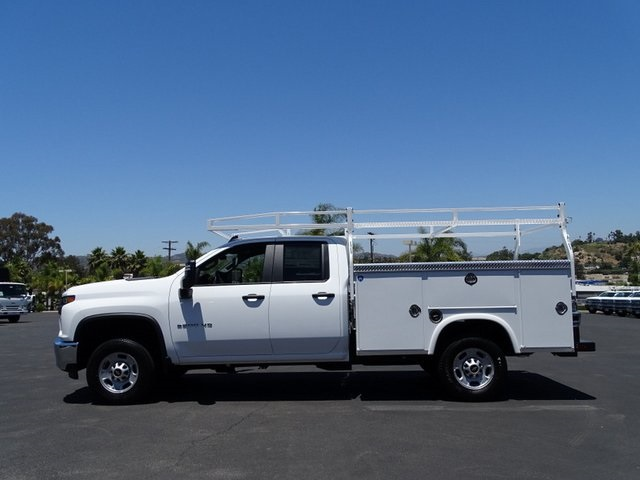 2020 Chevrolet Silverado 2500 Double Cab 4x2, Royal Service Body #201188 - photo 3