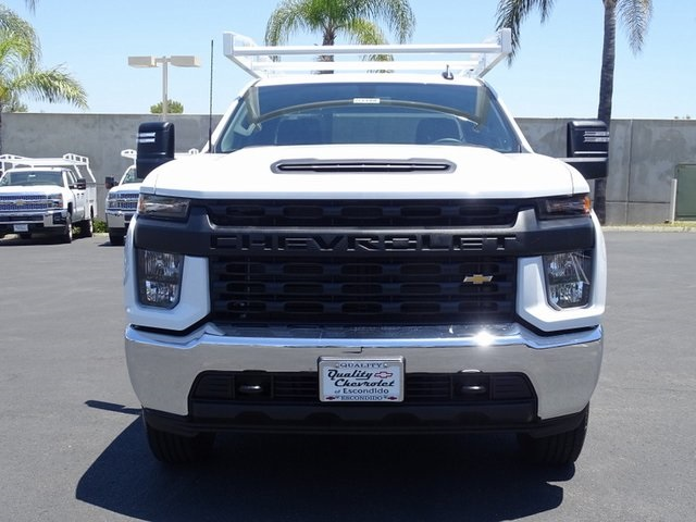 2020 Chevrolet Silverado 2500 Double Cab 4x2, Royal Service Body #201188 - photo 7