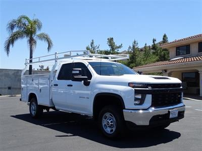 2020 Chevrolet Silverado 2500 Double Cab 4x2, Royal Service Body #201188 - photo 6