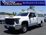 2020 Chevrolet Silverado 2500 Double Cab 4x2, Royal Service Body #201188 - photo 1