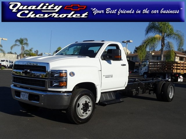 2020 Chevrolet Silverado 6500 Regular Cab DRW 4x2, Cab Chassis #201350 - photo 1
