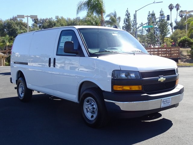 2020 Chevrolet Express 2500 4x2, Empty Cargo Van #201470 - photo 7