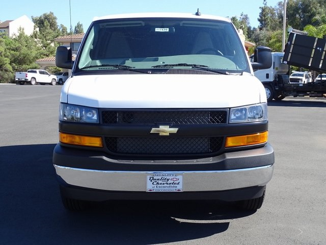 2020 Chevrolet Express 2500 4x2, Empty Cargo Van #201470 - photo 8