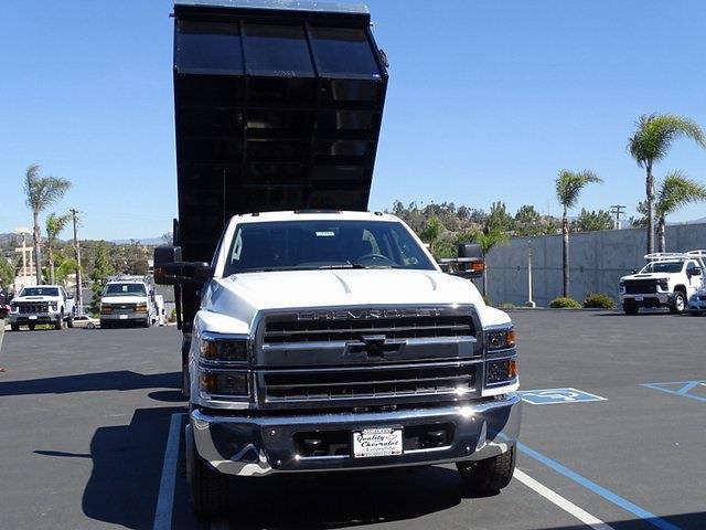 2020 Chevrolet Silverado 6500 Regular Cab DRW 4x2, Harbor Master Landscape Dump #201701 - photo 7