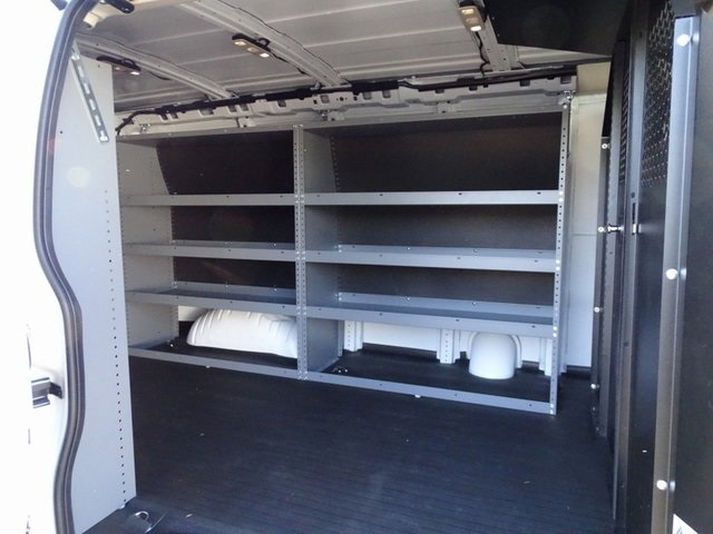 2020 Chevrolet Express 2500 4x2, Masterack Upfitted Cargo Van #201885 - photo 23