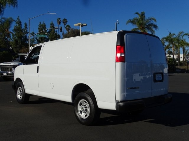 2020 Chevrolet Express 2500 4x2, Masterack Upfitted Cargo Van #201885 - photo 4