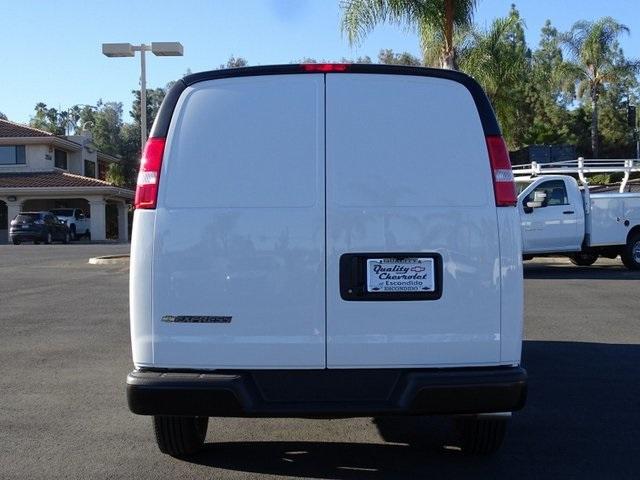 2020 Chevrolet Express 2500 4x2, Masterack Upfitted Cargo Van #201885 - photo 5