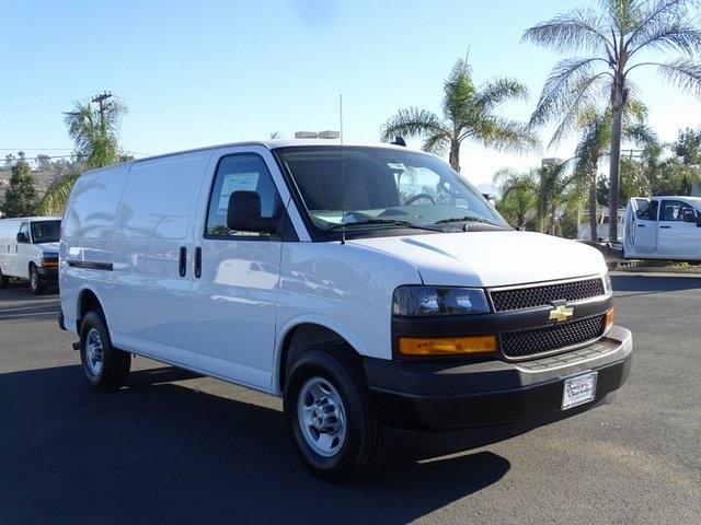 2020 Chevrolet Express 2500 4x2, Masterack Upfitted Cargo Van #201885 - photo 7