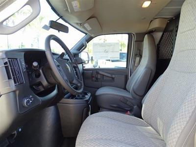 2020 Chevrolet Express 2500 4x2, Masterack Upfitted Cargo Van #201885 - photo 12