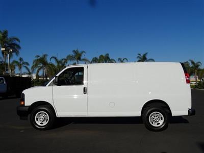 2020 Chevrolet Express 2500 4x2, Masterack Upfitted Cargo Van #201885 - photo 3