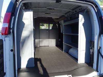 2020 Chevrolet Express 2500 4x2, Masterack Upfitted Cargo Van #201885 - photo 2