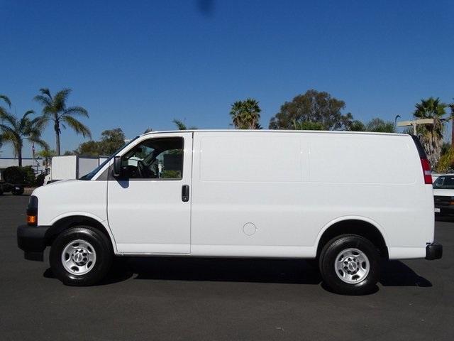 2020 Chevrolet Express 2500 4x2, Masterack Upfitted Cargo Van #201886 - photo 3