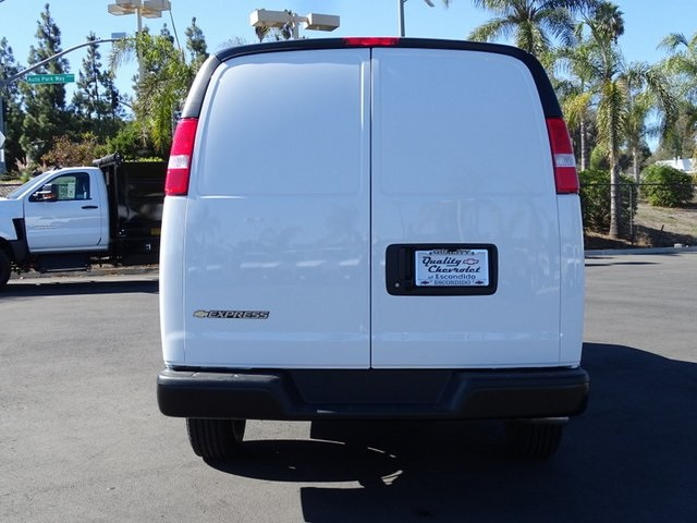 2020 Chevrolet Express 2500 4x2, Masterack Upfitted Cargo Van #201886 - photo 5