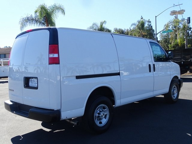 2020 Chevrolet Express 2500 4x2, Masterack Upfitted Cargo Van #201886 - photo 6