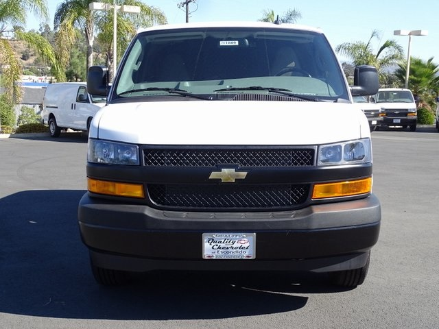 2020 Chevrolet Express 2500 4x2, Masterack Upfitted Cargo Van #201886 - photo 8