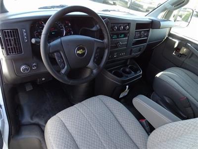 2020 Chevrolet Express 2500 4x2, Masterack Upfitted Cargo Van #201886 - photo 11