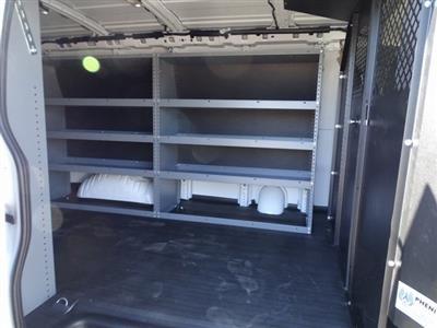 2020 Chevrolet Express 2500 4x2, Masterack Upfitted Cargo Van #201886 - photo 23