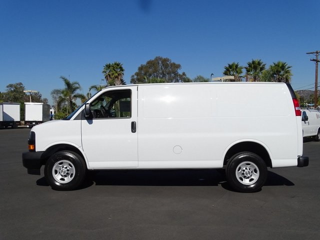 2020 Chevrolet Express 2500 4x2, Masterack Upfitted Cargo Van #201887 - photo 3