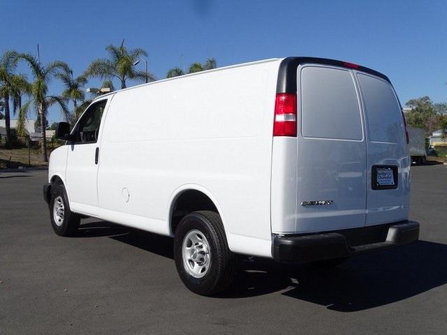 2020 Chevrolet Express 2500 4x2, Masterack Upfitted Cargo Van #201887 - photo 4