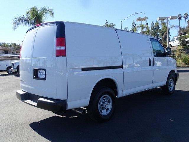 2020 Chevrolet Express 2500 4x2, Masterack Upfitted Cargo Van #201887 - photo 6
