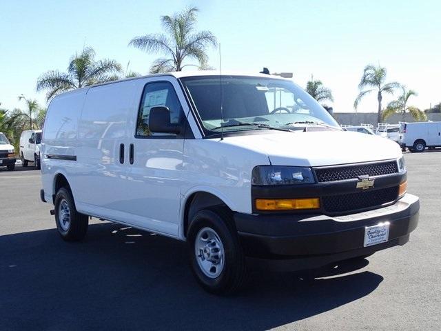 2020 Chevrolet Express 2500 4x2, Masterack Upfitted Cargo Van #201887 - photo 7