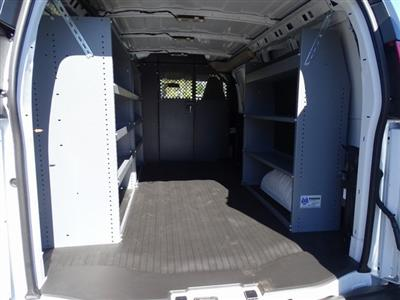2020 Chevrolet Express 2500 4x2, Masterack Upfitted Cargo Van #201887 - photo 2