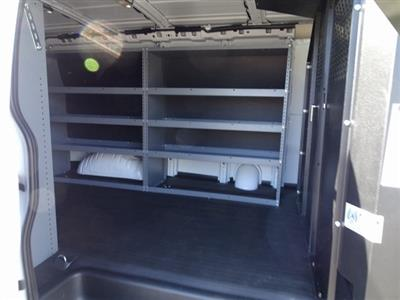 2020 Chevrolet Express 2500 4x2, Masterack Upfitted Cargo Van #201887 - photo 23