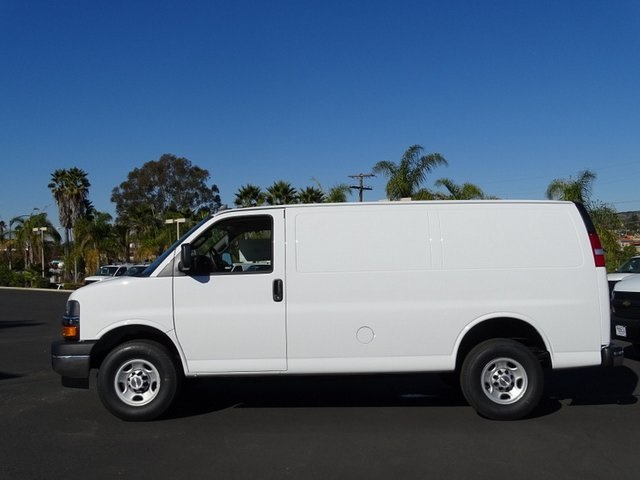 2020 Chevrolet Express 2500 4x2, Ranger Design Upfitted Cargo Van #201899 - photo 3