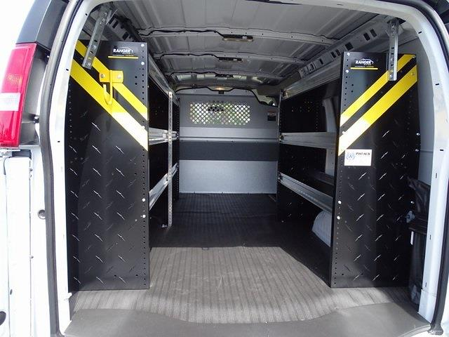 2020 Chevrolet Express 2500 4x2, Ranger Design Upfitted Cargo Van #201900 - photo 1