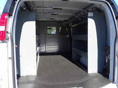 2020 Chevrolet Express 2500 4x2, Adrian Steel Upfitted Cargo Van #201907 - photo 2