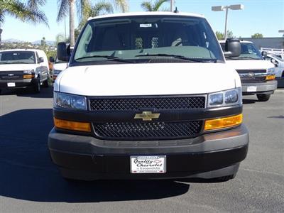 2020 Chevrolet Express 2500 4x2, Adrian Steel Upfitted Cargo Van #201907 - photo 8